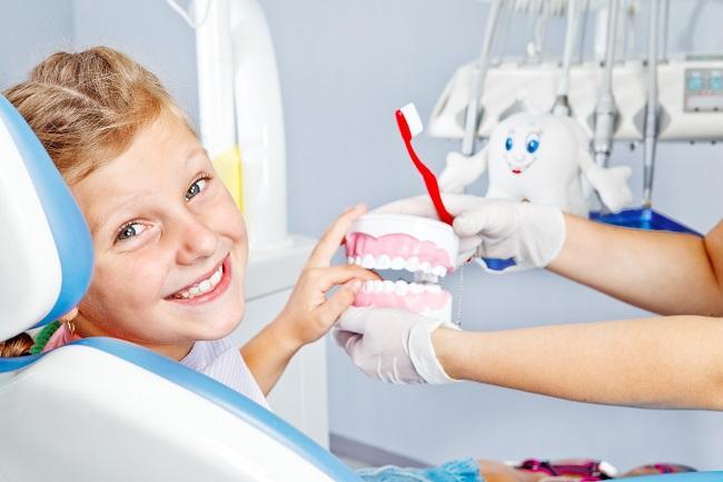 Doonan Dentist Happy Child