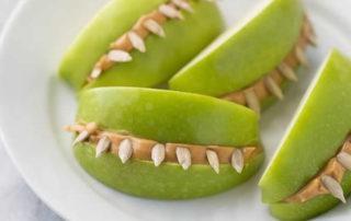 food that looks like teeth