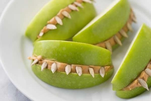 food that looks like teeth